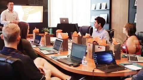 آموزش Crea Presentaciones Impactantes و Google Presentaciones