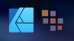 آموزش Domina Affinity Designer - Persona Pixel