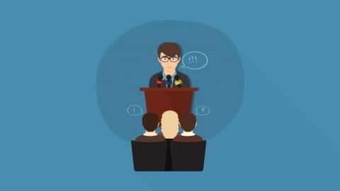آموزش بلایای سخنرانی عمومی: از اشتباهات گفتاری خود برطرف شوید