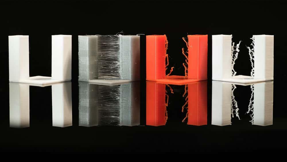 آموزش ساخت افزودنی: عیب یابی چاپهای سه بعدی