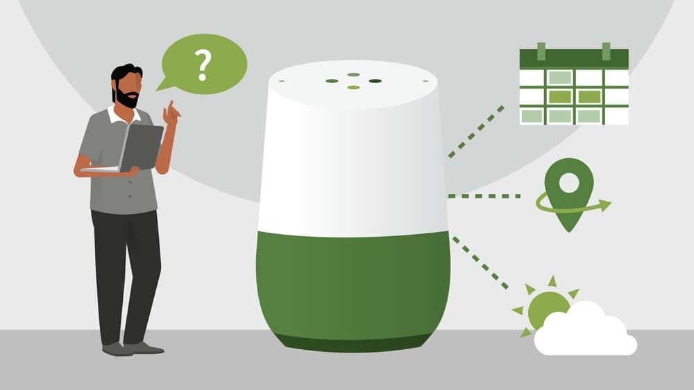 آموزش دستیار Google: اقدامات ساختمانی