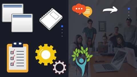 آموزش Complete Human Resource Management setup workflow & toolkit
