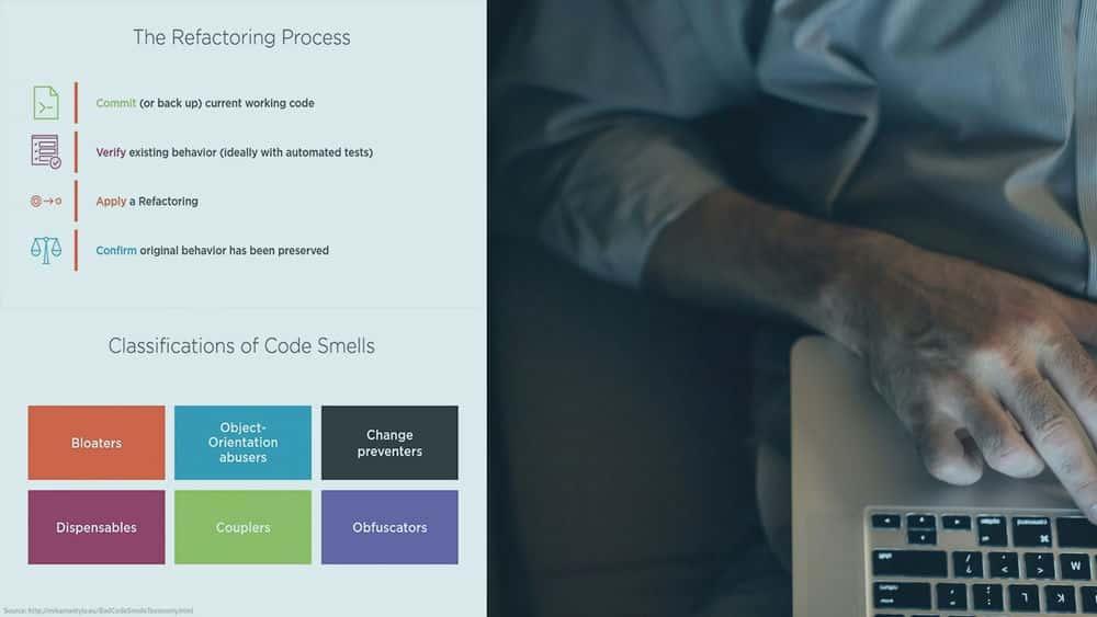 آموزش Microsoft Azure Developer: Refactoring Code
