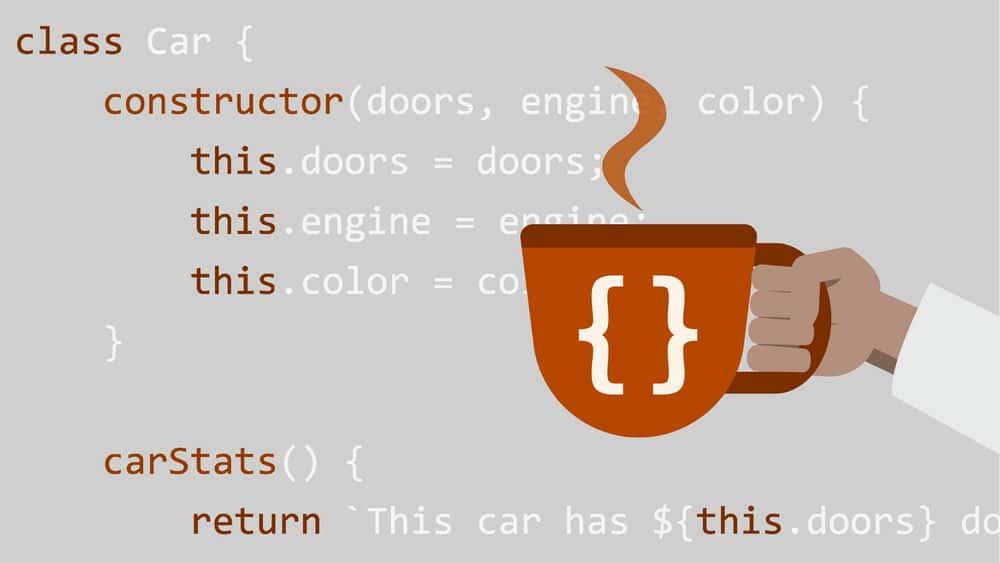 آموزش JavaScript: کلاسها