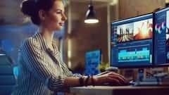 آموزش تولید ویدئو - فیلم ارزان قیمت با سر صحبت - تجارت