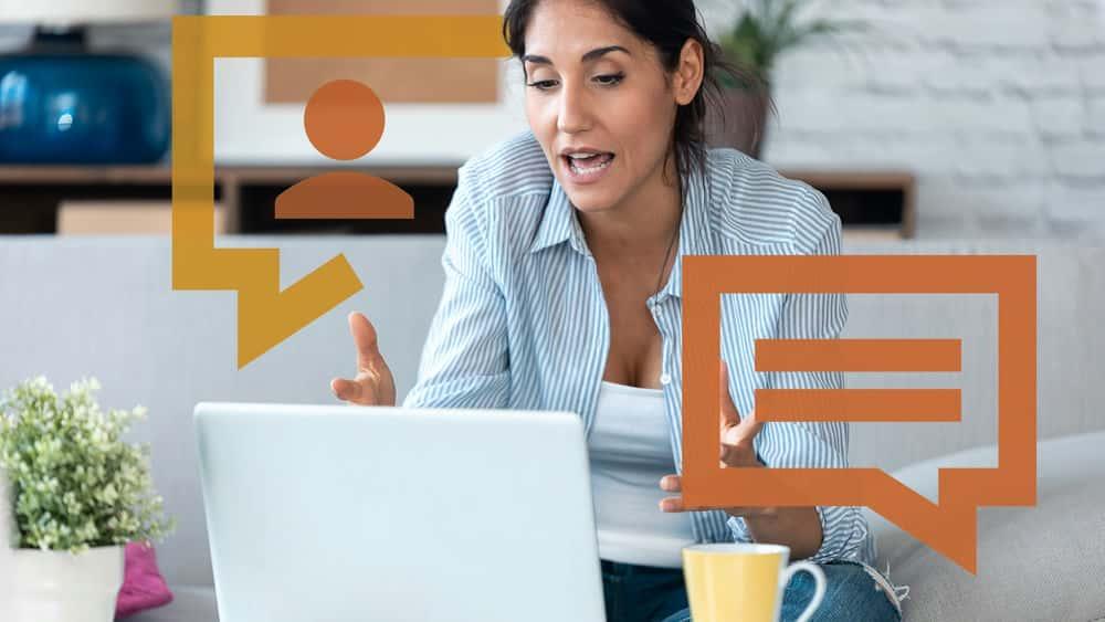 آموزش روش های مصاحبه از راه دور برای مشاغل خلاق