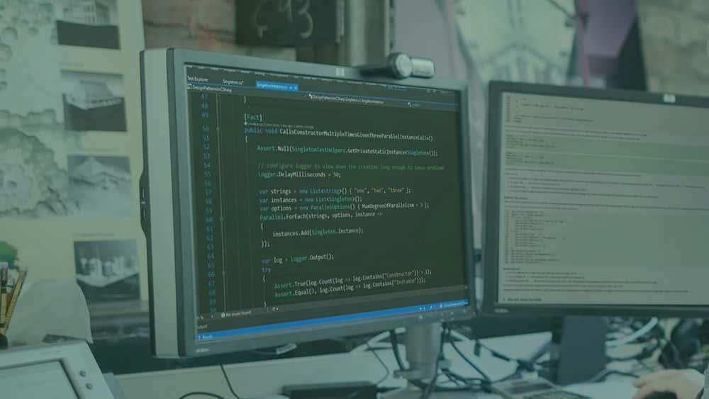 آموزش الگوهای طراحی C #: Singleton