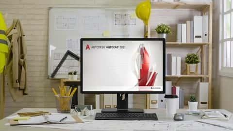آموزش Autocad 2021-دستورات مفید ، کلیدهای داغ و میانبر صفحه کلید