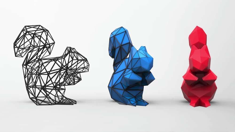 آموزش با چاپ سه بعدی در مخلوط کن ، طرح های خود را زنده کنید
