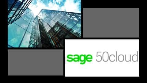آموزش حسابداری Sage 50cloud حسابداری 2020