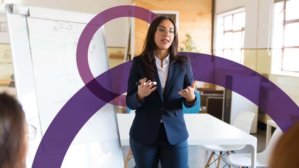 آموزش رهبری زن فراگیر