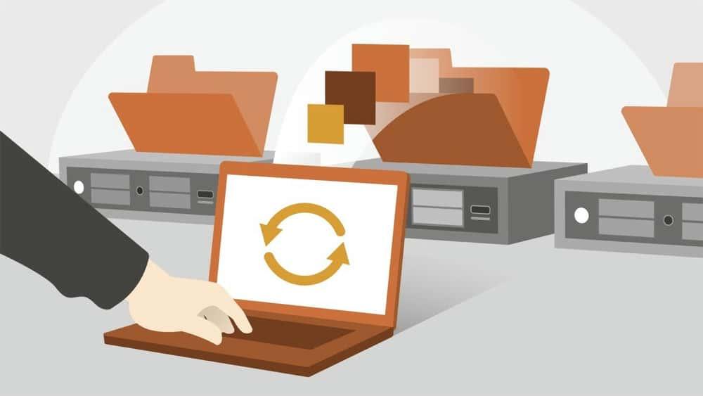 آموزش VMware vSphere 7 Professional: 09 عیب یابی ، پشتیبان گیری و بازیابی