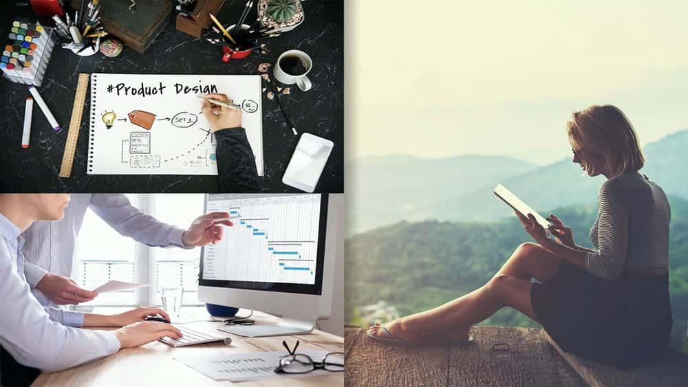 آموزش مدیریت پروژه های طراحی و توسعه محصول
