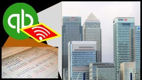 آموزش QuickBooks Online - فیدهای بانکی و فیدهای کارت اعتباری 2020