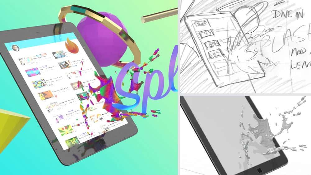 آموزش مقدمه ای بر طراحی گرافیک - ابعاد