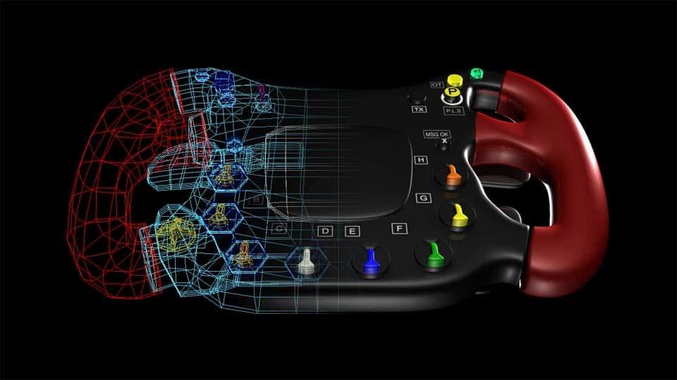 آموزش مدل سازی چرخ F1 در مایا