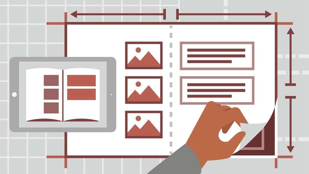 آموزش طراحی مجله: شروع کار