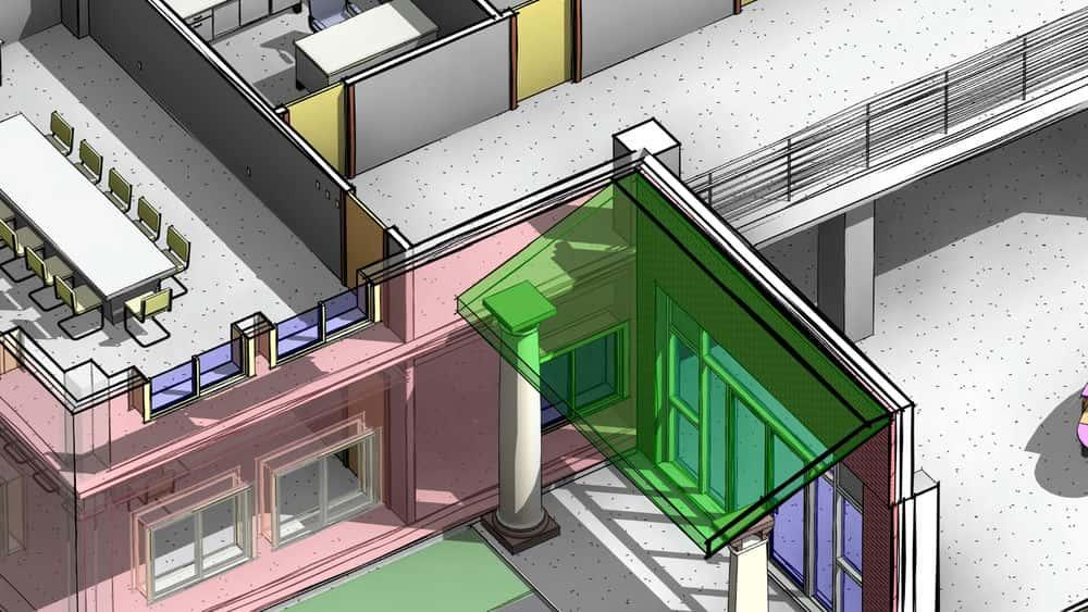 Revit 2019: آموزش برای معماری (امپریال)