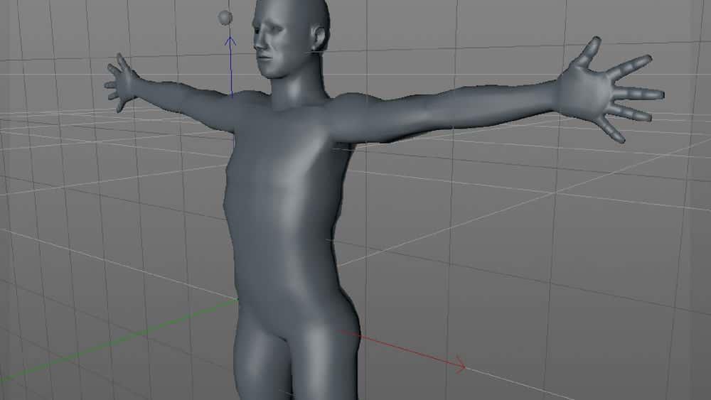 آموزش مدل سازی شخصیت ها در Cinema 4D