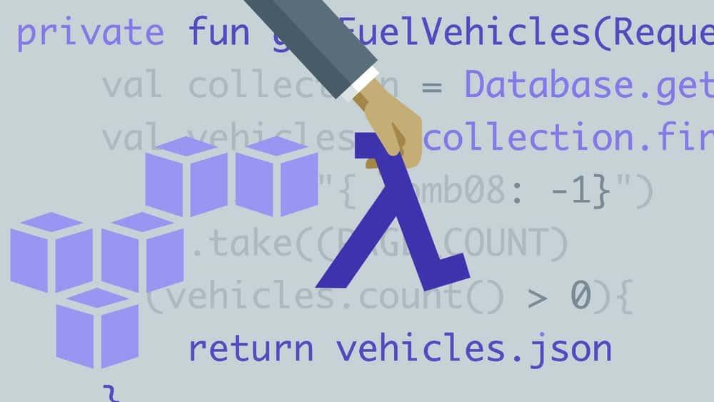 آموزش توسعه توابع AWS Lambda با کوتلین