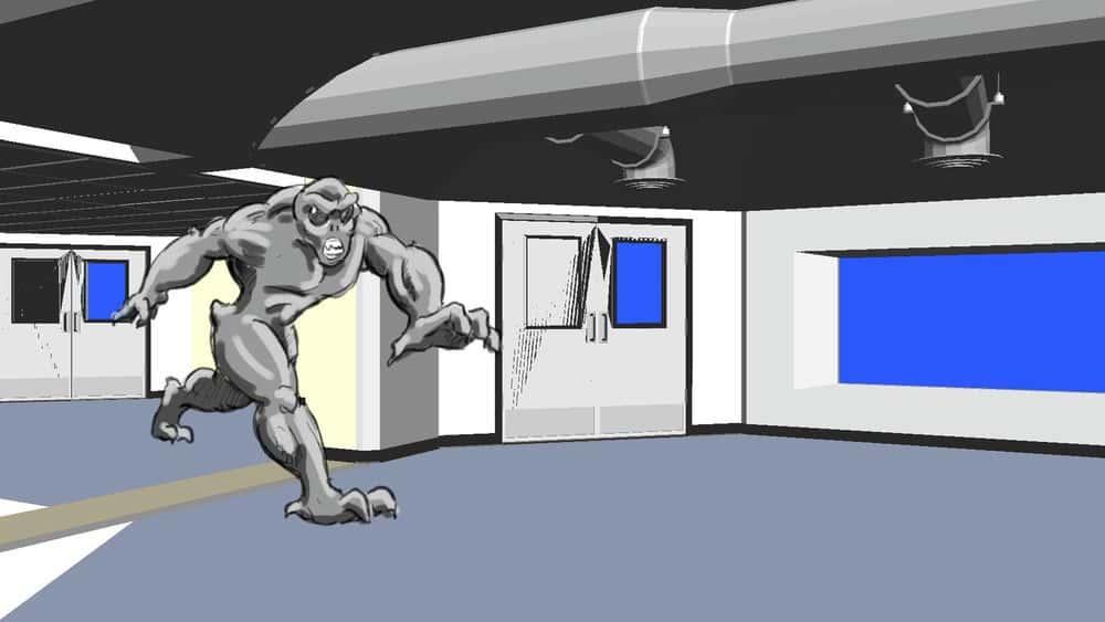 آموزش Storyboard به صورت سه بعدی با Storyboard Pro
