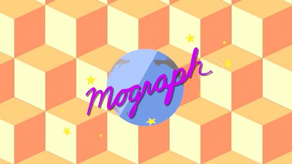 آموزش تکنیک های Mograph: مخلوط کردن دو بعدی و سه بعدی با افتر افکت و سینما 4 بعدی