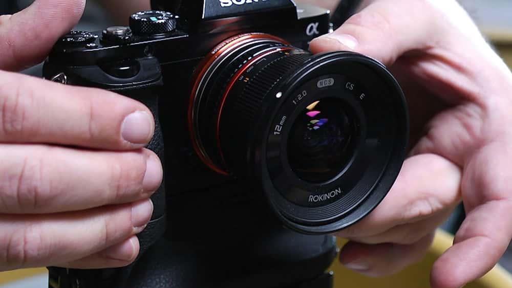 آموزش استفاده از دوربین های بدون آینه