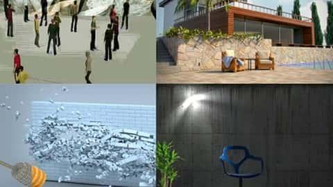 آموزش کامل Autodesk 3ds Max 2021