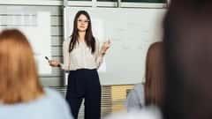 آموزش مهارت های ارائه برای مبتدیان