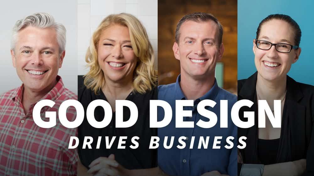 آموزش طراحی خوب تجارت را پیش می برد