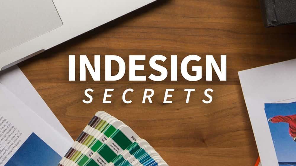 آموزش اسرار InDesign