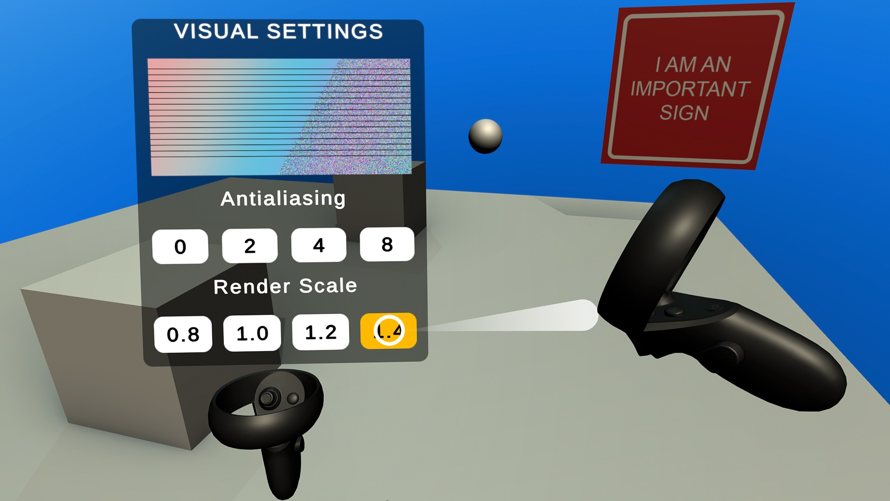 آموزش Unity: ایجاد رابط های کاربری VR