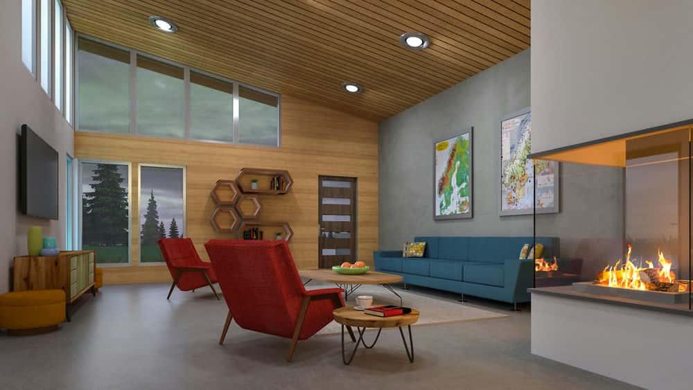 آموزش طراحی و تجسم مسکونی: توسعه مفهوم