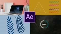 آموزش پس از اثرات cc: The Complete Motion Graphics Design & VFX