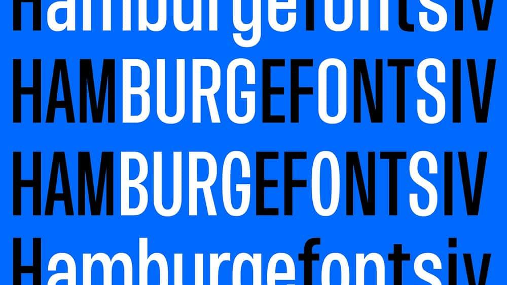 آموزش یک Type Sans Serif متراکم را طراحی کنید