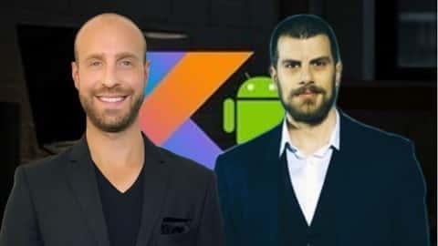 آموزش Kotlin برای Android O Development: از مبتدی تا پیشرفته