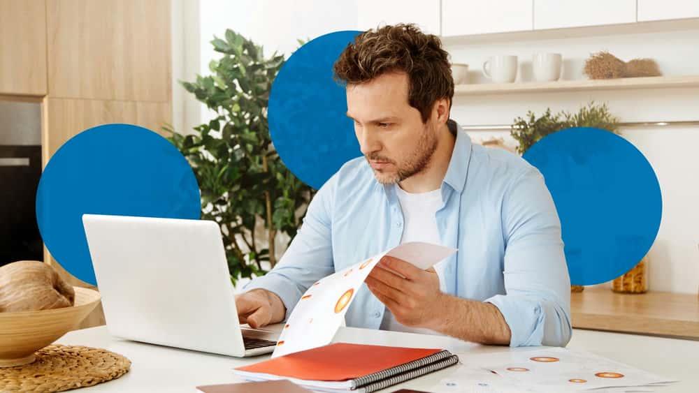 آموزش در هنگام کار از راه دور یا در محل ، سازمان یافته بمانید
