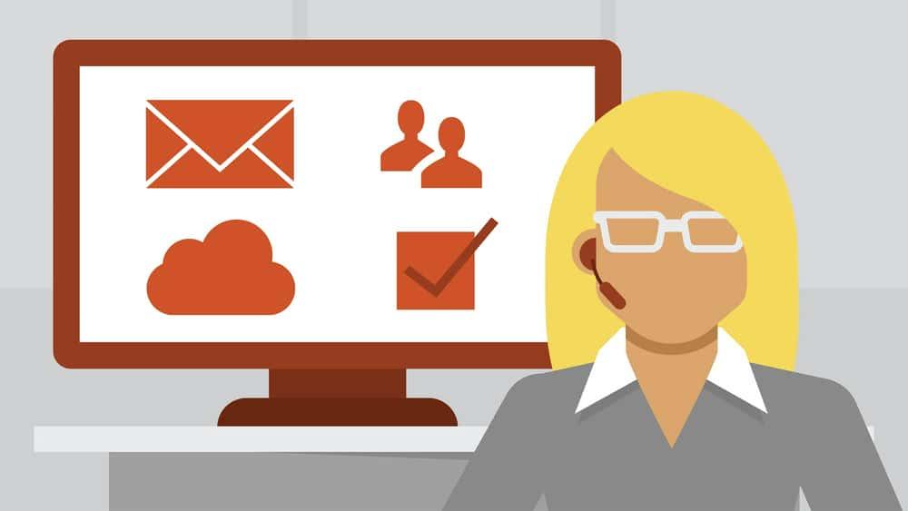 آموزش Office 365 برای سرپرستان: پشتیبانی از کاربران قسمت 1