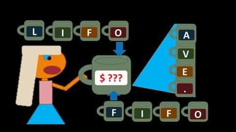 آموزش حسابداری مالی - هزینه موجودی کالا