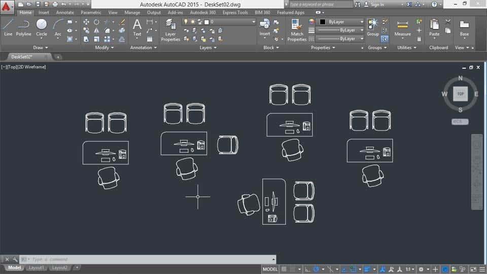 آموزش اتوکد: طراحی بلوک های پویا