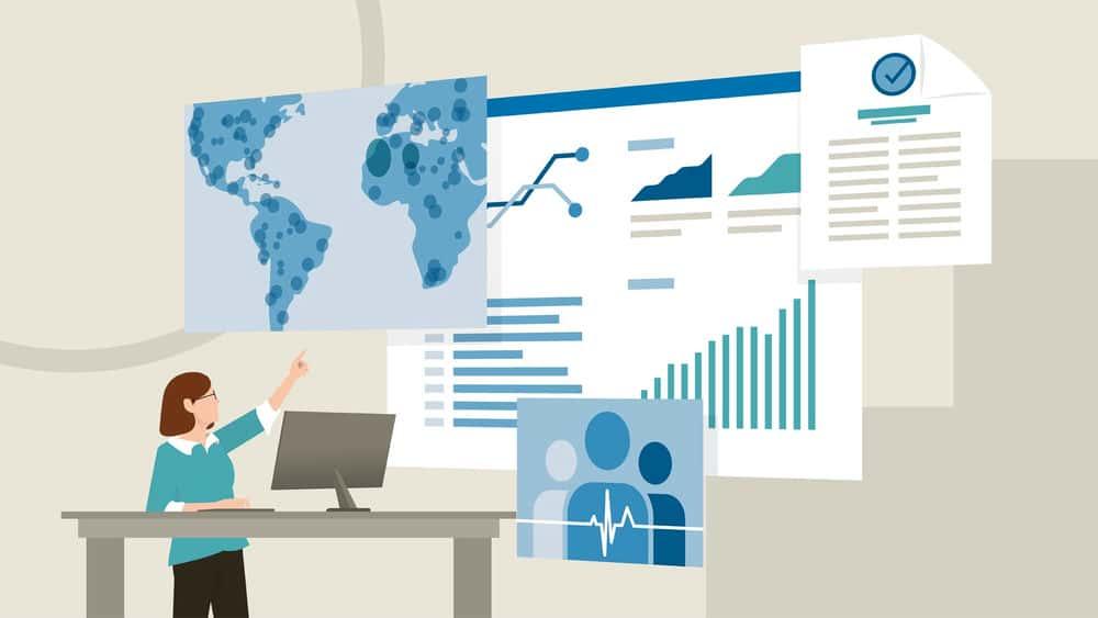 آموزش با استفاده از منابع داده های بهداشت عمومی