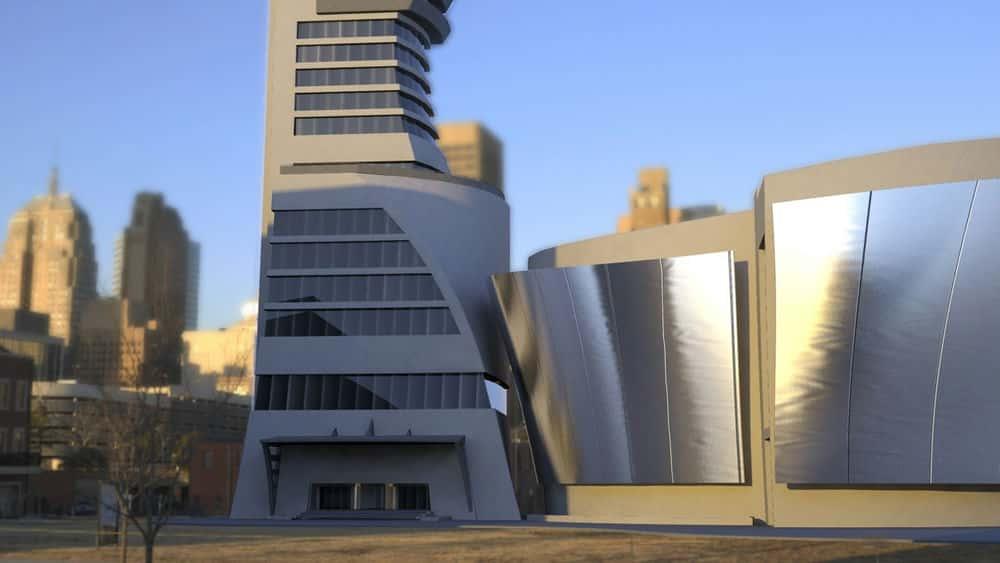 آموزش پیش بینی معماری در مایا