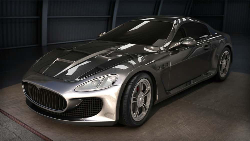 آموزش مدل سازی خودرو در 3ds Max 2015
