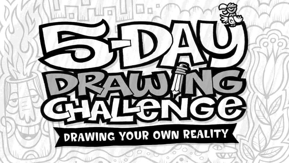 آموزش چالش طراحی 5 روزه: واقعیت خود را ترسیم کنید