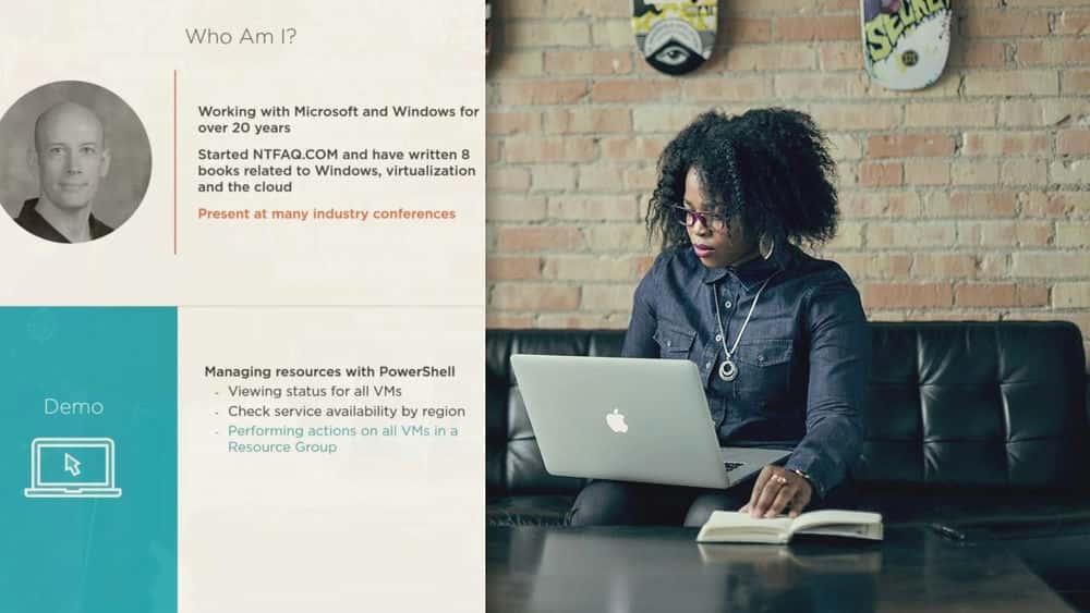 آموزش استقرار خودکار و مقیاس راه حلهای Azure IaaS