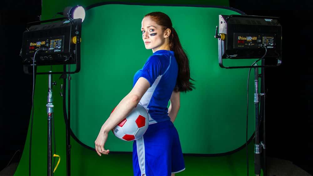 آموزش روشهای صفحه سبز برای عکاسی و فیلم DSLR