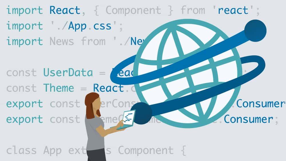 آموزش React: Context API Development