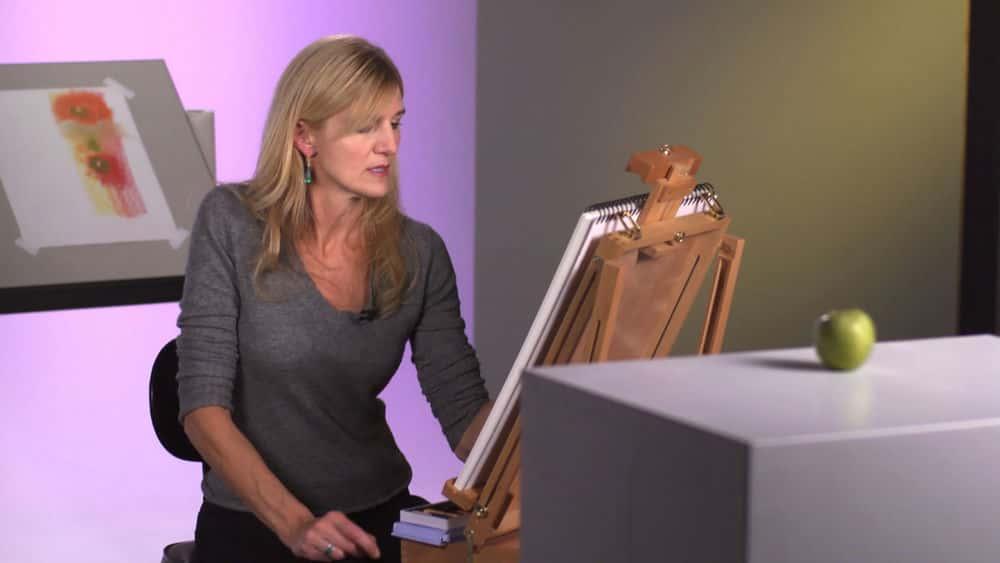 آموزش هنرمند در محل کار: رنگهای مکمل