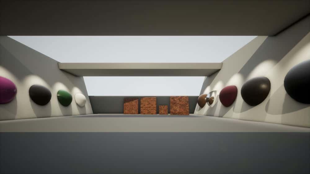 آموزش Unreal Engine: مصالحی برای تجسم معماری