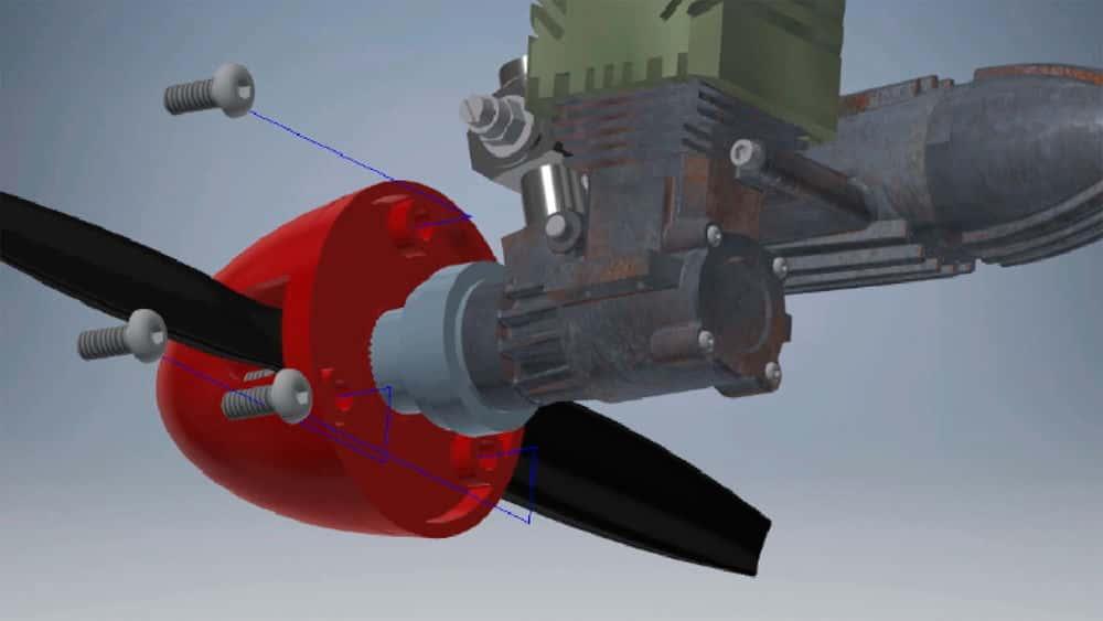 آموزش Autodesk Inventor: ارائه ها